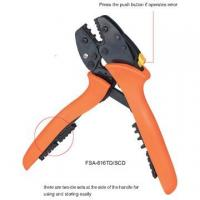 Wholesale FSA Series Super Strength-Saving Ratchet Crimping Tools from china suppliers