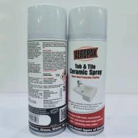 Wholesale Tub / Tile Waterproof Spray Paint 12 Ounce White Color Refinishes Wash Basins from china suppliers