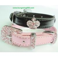 Wholesale Customized dog collar,DIY dog collar,rhinestone dog collar,crystal dog collar  from china suppliers