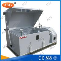 Wholesale Humidity And Temperature Controlled Salt Fog Test Chamber For Salt Spray Corrosion Test from china suppliers