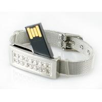 Wholesale Jewelry Bracelet USB Flash Drive Memory Stick Storage Device With CE ROHS FCC from china suppliers