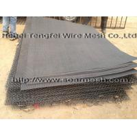 Quality Curving mining sieving screen (crimped screens ISO 9001) for sale
