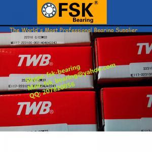 Quality Wuxi Spherical Roller Bearings TWB 22307C3W33/22308C3W33/22309C3W33/22310C3/W33 for sale