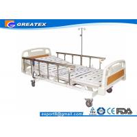 Buy cheap ISO CE Certified Romote Control 3 Function Bariatric Electric Hospital Bed For Elderly from wholesalers