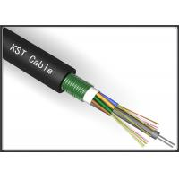 Wholesale 12 Core Duct Loose Tube Fiber Optic Cable , Fiber Optic Network Cable from china suppliers