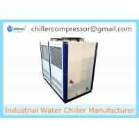 Wholesale CE Europe Industrial 20HP Air Cooled Water Chiller for Grinding Machine Cooling from china suppliers