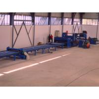 Wholesale 37kw scrape edge slitting and Taper Cutting Machine , cut to length line for light pole from china suppliers