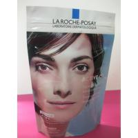Wholesale Cosmetic Printing Plastic Pouches Packaging Stand Up for Laroche Posay from china suppliers