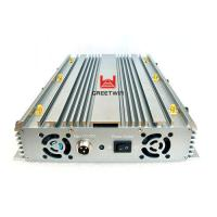 Wholesale VHF UHF Light In Weight Cell Phone Signal Jammer Jamming up to 80 Meters from china suppliers