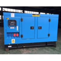 Wholesale Hot sale AC Single phase 50kW Small air-cooled Silent diesel generator set price from china suppliers