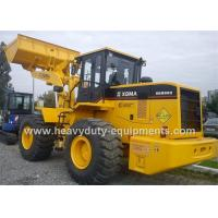 Wholesale XGMA XG955H wheel loader equipped with quick hitch bucket capacity 2.2 m3 from china suppliers