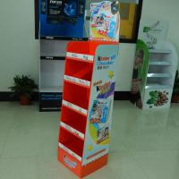 Wholesale Chocolate Cardboard Retail Displays supermarket point of sale display for Promotion from china suppliers