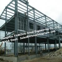 Quality Customized Pre-engineered Steel Building Apartment Steel Structure Contractor General Turnkey Construction China for sale