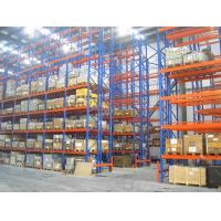 Wholesale 1000kg conventional double deep pallet racking system industrial shelving rack from china suppliers