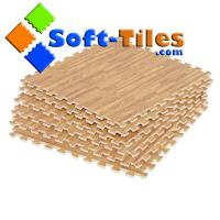 Wholesale EVA Soft Wood Effect Flooring set from china suppliers