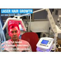 Wholesale Microcurrent Probe Hair Growth Laser Comb , Low Level Laser Hair Therapy from china suppliers