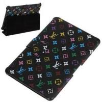 Wholesale Fashion And Durable Atttactive Real LV Plaid PU Leather Cases And Covers For Ipad2 from china suppliers