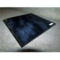 Wholesale Black PVC Wall Profiles Hot Stamping Decorative Wall Cladding Strip from china suppliers
