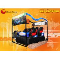 Wholesale Interactive 6 / 9 Seat Rain Wind VR XD Theatre Home Theater System from china suppliers
