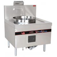 Wholesale Stainless Steel Commercial Kitchen Equipments , 52KW Natural Gas Cooking Steamer from china suppliers