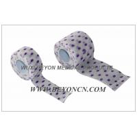 Wholesale Printed Cohesive Bandage Dot Design Custom Design Non Woven Material  For OEM from china suppliers