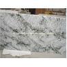 Buy cheap China Multicolor Green Granite Semi-Slab, Natural Green Granite Slab from wholesalers