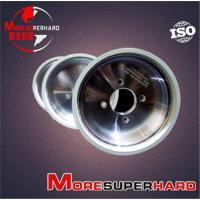 Wholesale Vitrified Bond Diamond Grinding Wheel Cup Grinding Wheel for Machining PCD/PCBN Tools alan.wang@moresuperhard.com from china suppliers