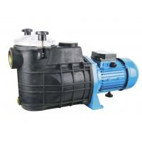 Quality High Performance Electric Plastic Swimming Pool Water Pump With Brushless DC Motor for sale
