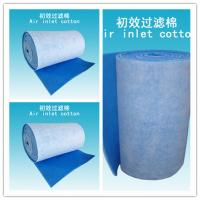 Quality Industry Air Conditioner Pre Filter Media 5μm Low Initial Resistance for sale