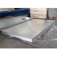 Wholesale 1000 Series 1060 Aluminium Alloy  Sheet , Customized Length Aluminium Alloy Plate from china suppliers