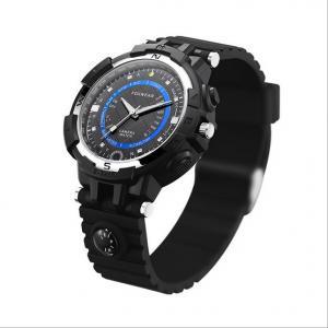 Wholesale Men's Digital Sport Watch Stopwatch Waterproof Quartz Wrist Watch from china suppliers