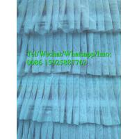 Buy cheap BBTS FINISH---Polyester ruffle girl skirt fashion design from wholesalers