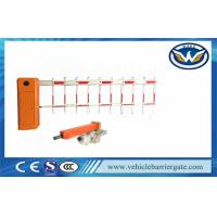 Wholesale 80*45 2 Fence Arm Barrier Gate Operator , AC Motor barrier car park 100% Heavy Duty from china suppliers