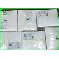 China White Waterproof & Tear Resistant 1073d Tyvek Printer Paper For Wrist Band & Envelope on sale