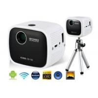 Wholesale Fashion Home Theater Android 4.2 Dual Core Portable Wireless Smart Mini Projector from china suppliers