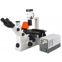 Buy cheap BestScope BS-7020 Inverted Fluorescent Biological Microscope With Infinitive Optical System from wholesalers