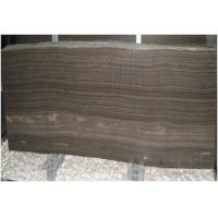 Wholesale Hottest Dark Colour Wood Marble, Popular Polished Obama Wooden Marble New Product On selling from china suppliers