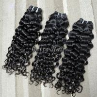 Wholesale Deep Curly Virgin Malaysian Hair Extensions Grade 7A Full Cuticles Hair Weave from china suppliers