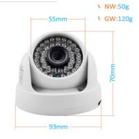 Quality High Speed Outdoor Wireless Security Camera 8ch Sony IMX322 CCTV IP Camera for sale