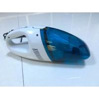 Wholesale DC12V ABS 60W Blue Portable Car Vacuum Cleaner Ultra Fine Air Filter from china suppliers