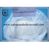 Wholesale Isoprenaline hydrochloride CAS 51-30-9 Pharmaceutical Intermediates from china suppliers