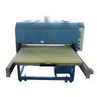 Wholesale Hand Operated T Shirt Printing Press Machine With Hydraulic Double Station from china suppliers