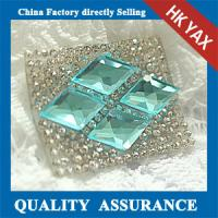 Wholesale China supplier Fashion Crystal Rhinestone Patches for Wedding Dresses from china suppliers