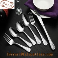 Wholesale Hand Polish Exquisite Wallace 18/10 Flatware Sets For 12 from china suppliers
