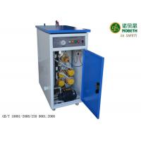 Double 304 stainless steel heating tube 24kw electric steam generator with capacity steam storage