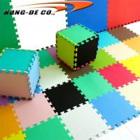 Wholesale Child interlocking tiles 1/2 thickness water proof , easy to fix from china suppliers