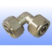 Wholesale compression brass fitting equal elbow for PEX-AL-PEX from china suppliers