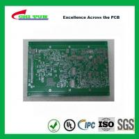 Buy cheap Making 8 Layer Quick Turn PCB Prototypes Lead Free HASL Power Amplifier Pcb Layout from wholesalers