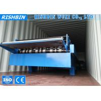 Wholesale COMFLOR Floor Deck Roll Forming Machine with 26 Stations for Construction from china suppliers