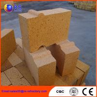 Wholesale Good Slag Resistance Alumina Silica Refractory Brick For Blast Furnace Lining from china suppliers